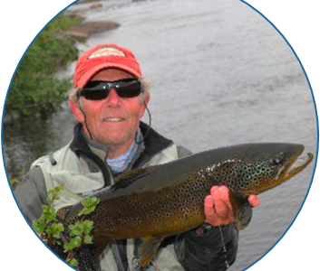Trout Fishing Report Week 26A –  2012