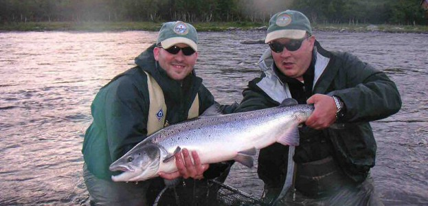 Kharlovka Fishing Reports 2004