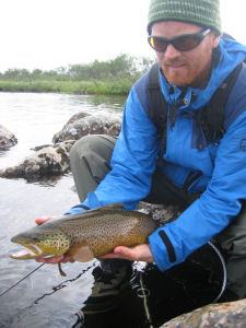 Trout Report: Week 30B, Mystic Litza and Big Trout Kharlovka  - click for larger image