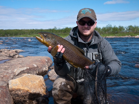 Report from Trout group 5B week 26
