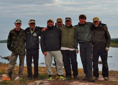 Members of the group: Kjetil J, Sigurd J, Lars G, Roar K, Edvard B, Kjell S. Vasily guide.
