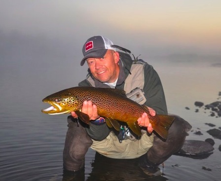 Trond with 2,6 kg