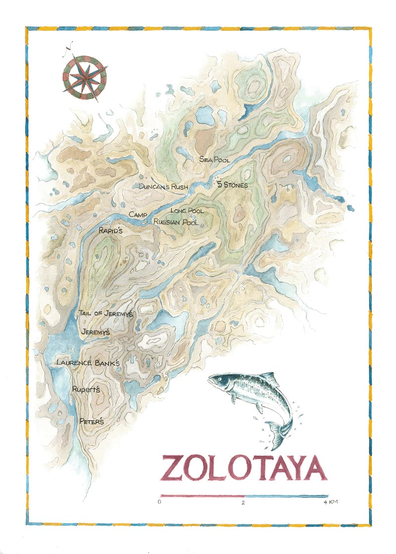 Zolotaya beat map