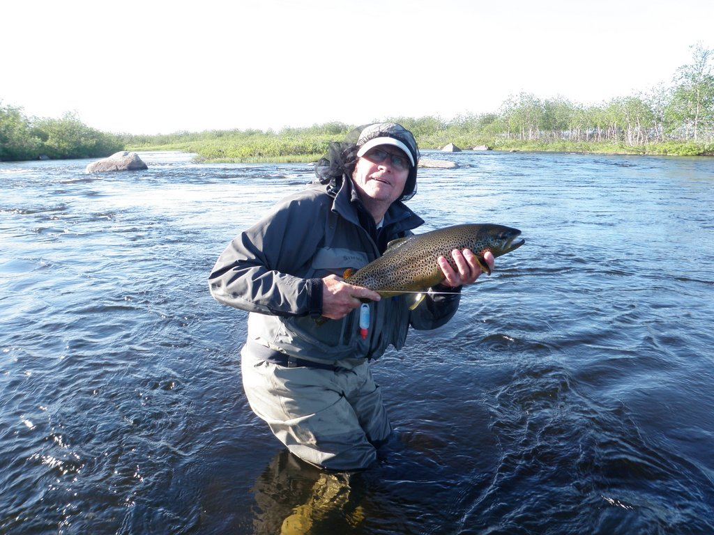 Credit river fishing report 2014 for Michigan dnr fishing report