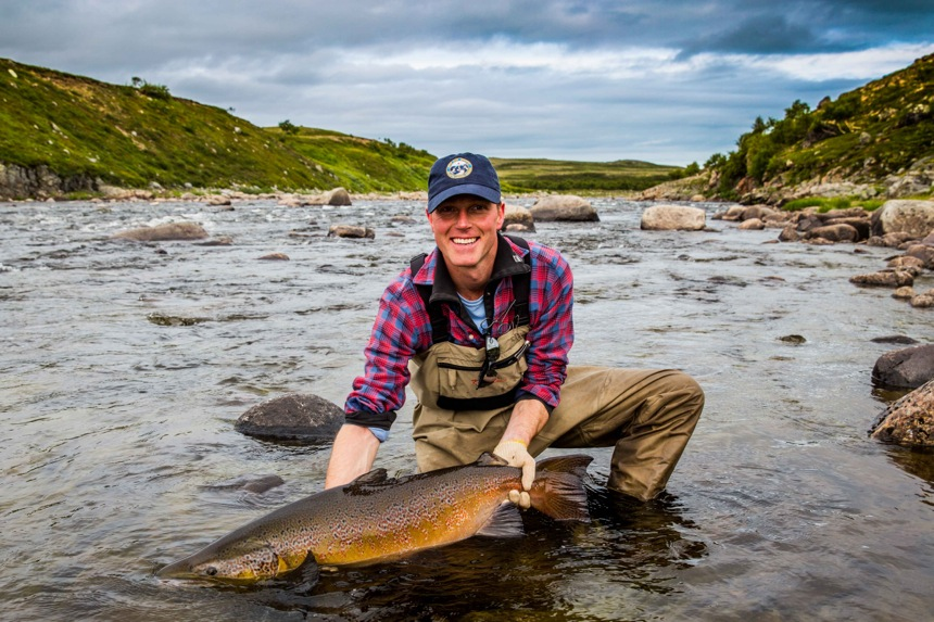 Atlantic Salmon Reserve 2014-1