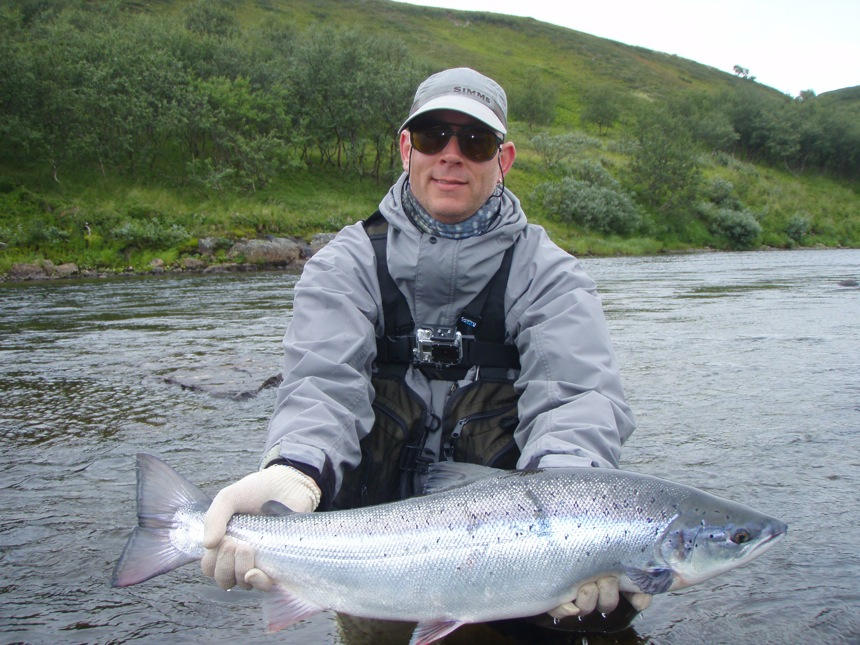 Atlantic Salmon Reserve 2014-15