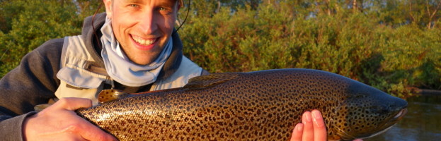 Trout Fishing Report Week 28a – 2015