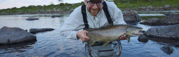 Trout Fishing Report 2C – 2016