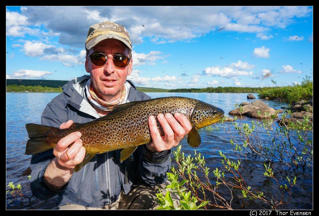 Trout fishing report 5a 2017 salmon fishing in the for Trouts fly fishing reports