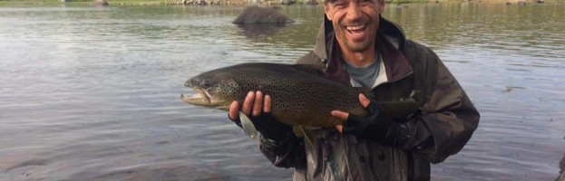 Trout Fishing Report 7B – 2017