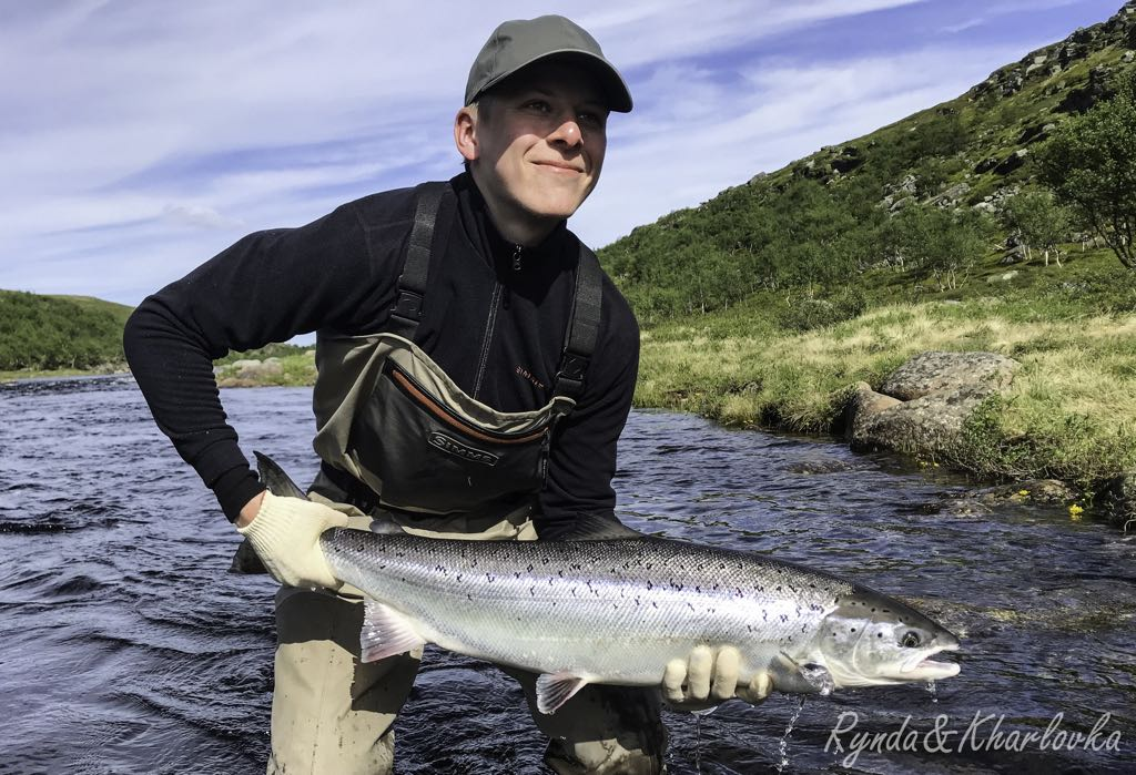 Iliya from Murmansk_atlantic_salmon_reserve_2018