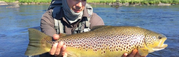 Trout Fishing Report 7A – 2018