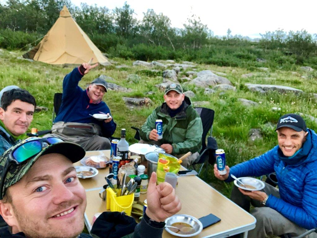 Wulf outdoordinner